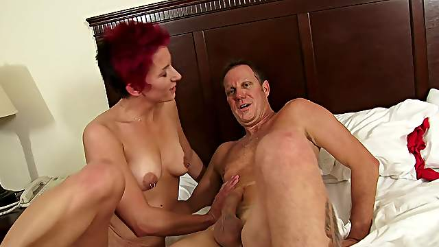 Most addictive sex moments for both these mature lovers
